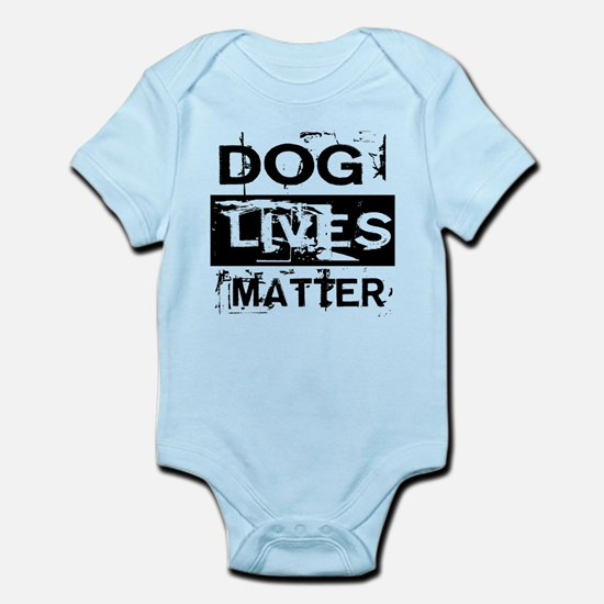Dog Lives Matter Body Suit