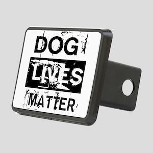 Dog Lives Matter Hitch Cover