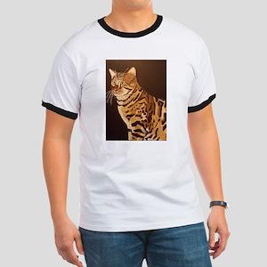 Bengal Kitty Ringer T