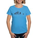 Candlepin Evolution Women's Dark T-Shirt