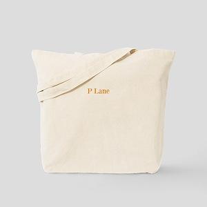 P Lane Tote Bag