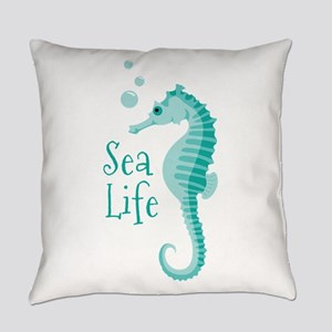Sea Life Everyday Pillow