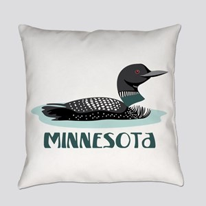 MINNESOTA Loon Everyday Pillow