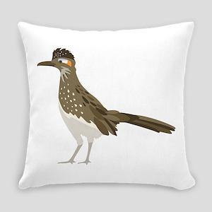Greater Roadrunner Everyday Pillow