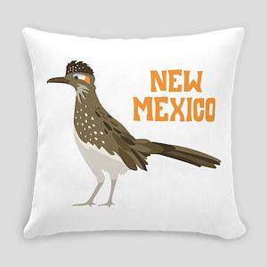 NEW MEXICO Roadrunner Everyday Pillow