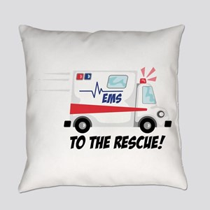 To The Rescue! Everyday Pillow