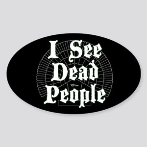 Dead People Sticker
