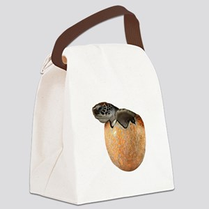 HATCHING NOW Canvas Lunch Bag