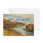 Morning at Point Lobos Note Cards (Pk of 10)