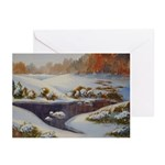 First Snowfall Note Cards (Pk of 10)
