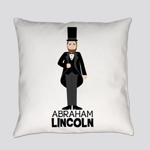 ABRAHAM LINCON Everyday Pillow