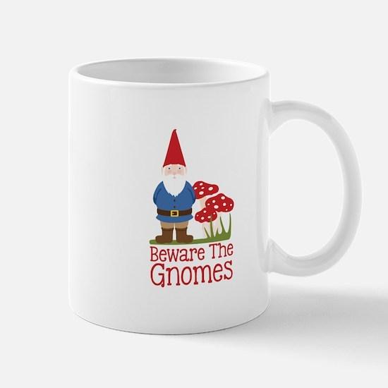 Beware the Gnome Mugs