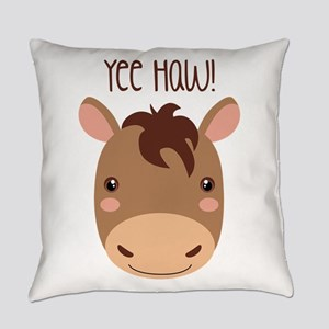Yee Haw! Everyday Pillow