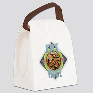 Pizza - Eat Me Canvas Lunch Bag