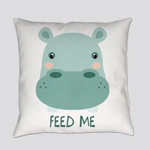 FEED ME Everyday Pillow