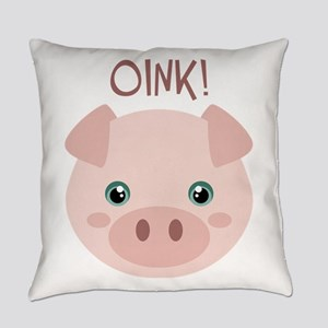 OINK! Everyday Pillow