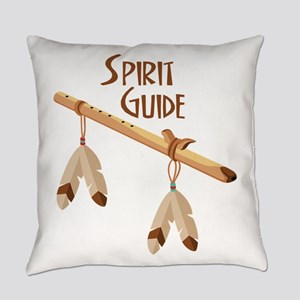 Spirit Guide Everyday Pillow
