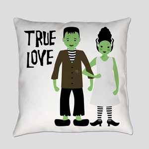 True Love Everyday Pillow