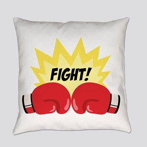 Fight! Everyday Pillow