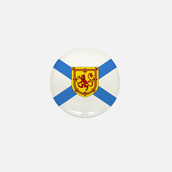 Nova Scotia Mini Button
