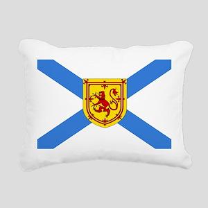 Nova Scotia Rectangular Canvas Pillow