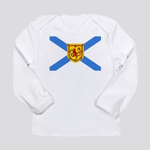 Nova Scotia Long Sleeve T-Shirt