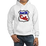Road Kill Cafe Hooded Sweatshirt