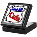 Road Kill Cafe Keepsake Box