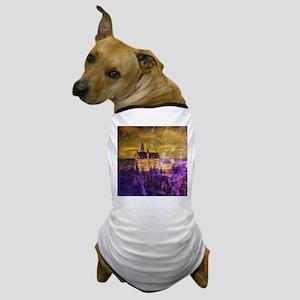 Neuschwanstein Castle Dog T-Shirt