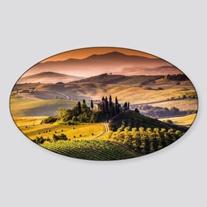 Tuscany Sticker