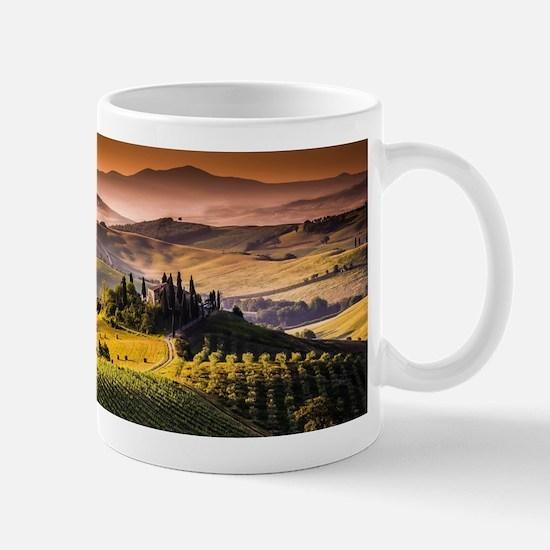 Tuscany Mugs