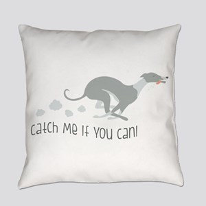Catch Me If You Can! Everyday Pillow
