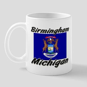 Birmingham Michigan Mug