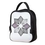 Asexual Pride Starburst Neoprene Lunch Bag