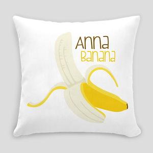 Anna Banana Everyday Pillow