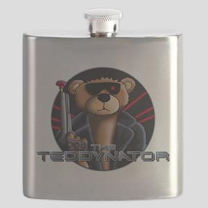 The Teddynator Flask