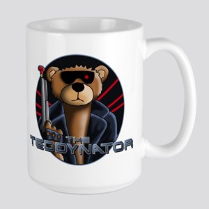 The Teddynator Mugs