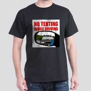 No Texting While Driving T-Shirt