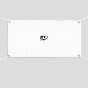 STFU Donny - Big Lebowski Banner