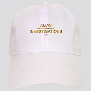Jessica Jones Alias Investigations Logo Light Cap