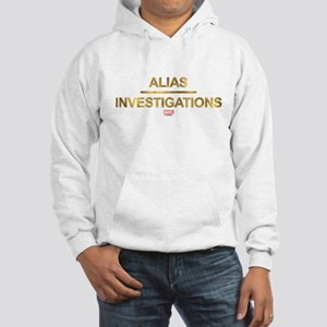 Jessica Jones Alias Investigatio Hooded Sweatshirt