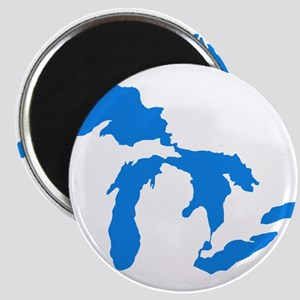 Great Lakes Usa Amerikan Big Water Resourc Magnets