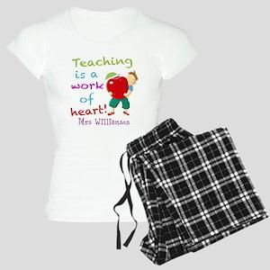 Inspirational Teacher Quote Pajamas