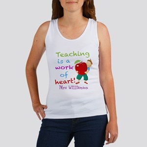 Inspirational Teacher Quote Tank Top