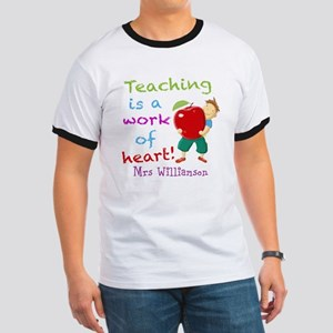 Inspirational Teacher Quote T-Shirt