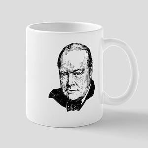 Sir Winston Leonard Spencer-Churchill British Mugs