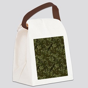 What Lies Beneath Canvas Lunch Bag