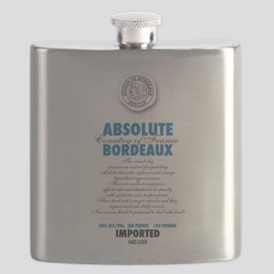 Absolute Bordeaux Flask