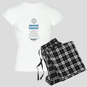 Absolute Bordeaux Women's Light Pajamas