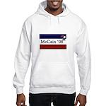 McCain '08 Hooded Sweatshirt